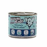 "BARKING HEADS k/k""Tiny Paws Fish and Delish"" Баркин Хедс консервы для взр.собак МП ""Рыбка-вкусняшка"""
